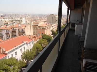 Photo for Apartment center Marseille, near old port. 4 people, parking