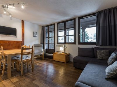 Photo for Great value 3 bedroom apartment located in Chamonix Sud, boasting superb views of Mont Blanc