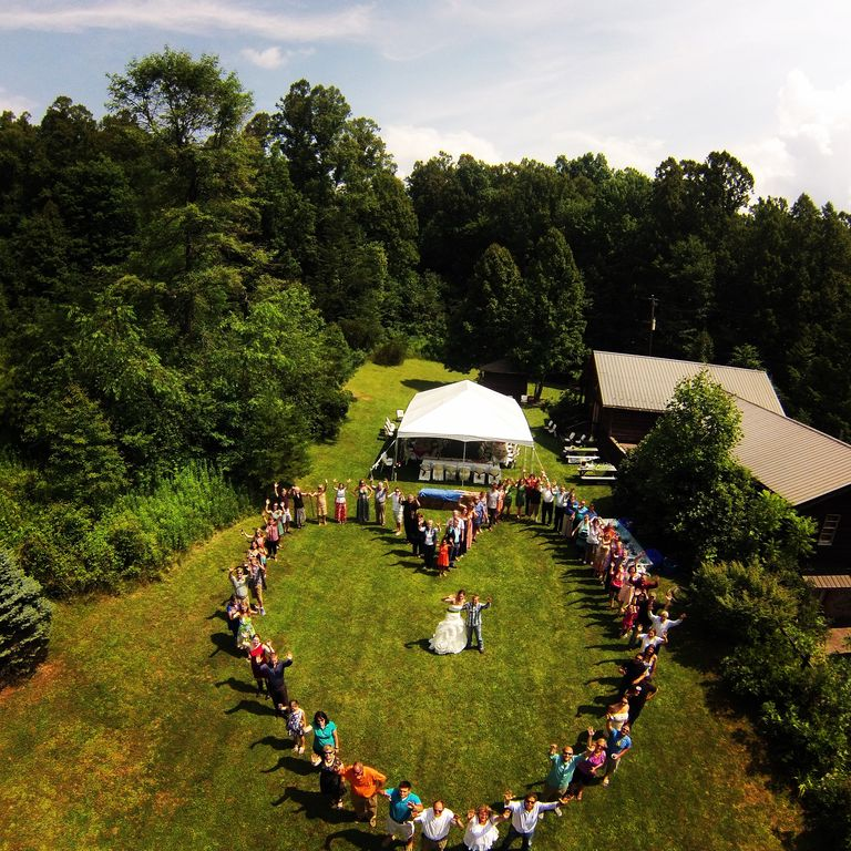 Marry Me! Weddings Are Always Fun At Opossum Creek Retreat And The Meadows