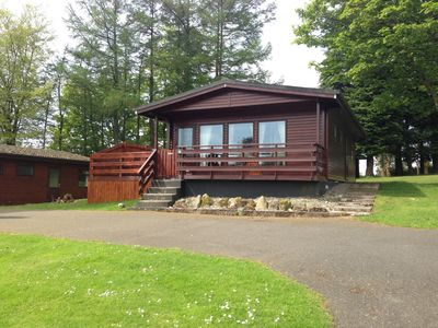 Photo for Birch Lodge 14 With Hot Tub  - Sleeps 4