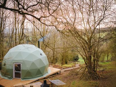 Photo for The Tree Dome - Luxurious Glamping Retreat