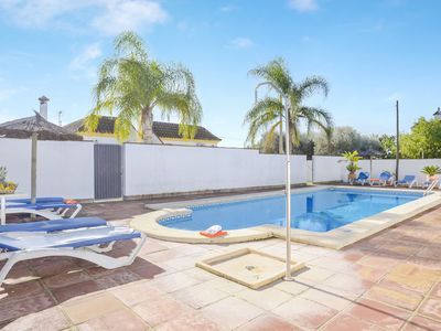 Photo for Beautiful Home Casa Villanueva 1 with Pool, Garden, Terrace, Air Conditioning & Wi-Fi; Parking Available