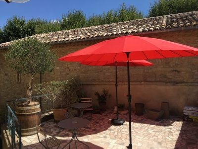 Photo for 2BR House Vacation Rental in Vers-Pont-du-Gard, Occitanie