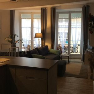 Photo for Blois hyper center apartment renovated 46m2 80m from the castle