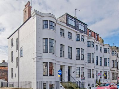 Photo for Beautiful Grade 2 Listed Town House With Sea Views - sleeps 14 in 8 bedrooms