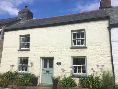Photo for Traditional Cornish cottage  in the beautifull village of Gweek. Short breaks