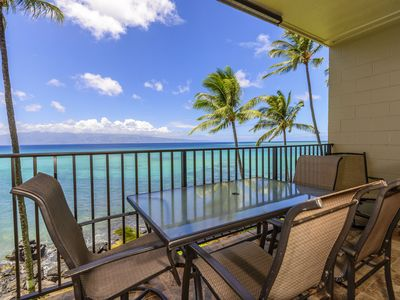 Photo for Noelani 304- Newly Remodeled Luxury 3 Bedroom Oceanfront Condo!