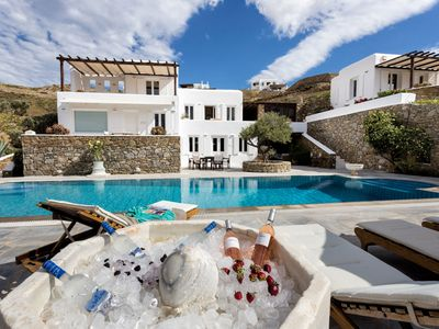 Photo for House of the Sun Mykonos Villa