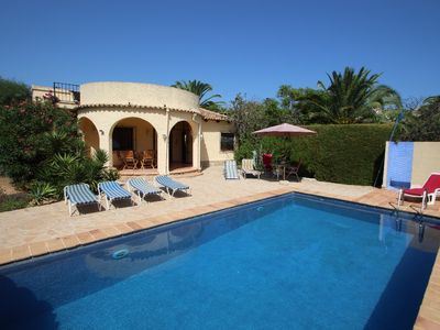 Photo for Mimosa - pretty holiday property with private pool in Moraira
