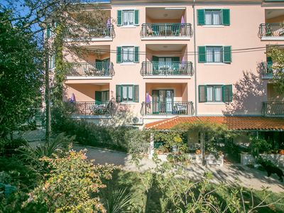 Photo for Apartment House Mareonda with Sea View / One-Bedroom Apartment Mareonda 201 with Balcony