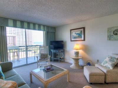 Photo for South Hampton 401---Enjoy sunrise breakfasts in this 2 Bedroom condo!