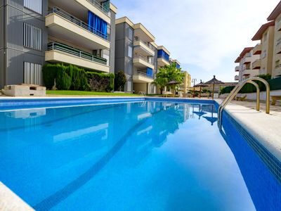 Photo for Apartment Acqua in Cunit - 7 persons, 3 bedrooms
