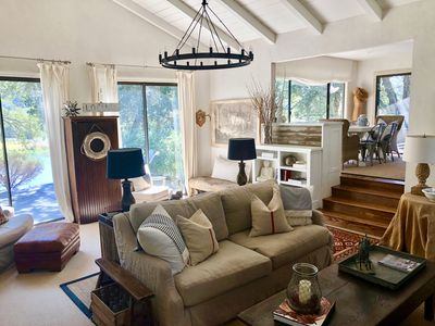 Photo for Modern Wine Country Farmhouse & Vineyard
