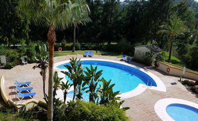 Photo for Apartment With Community Pool And Fabulous Views Over Rio Real Golf Course