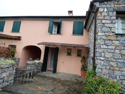 Photo for House in Levanto with Parking, Washing machine, Pool, Garden (984496)