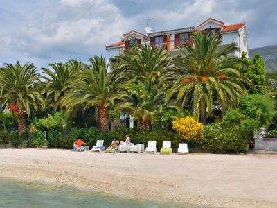 Photo for APARTMENT PALMS-Amazing accommodation along the beach and sea with 4 bedrooms