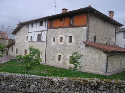 Photo for Rural house (full rental) Villages of Treviño for 17 people