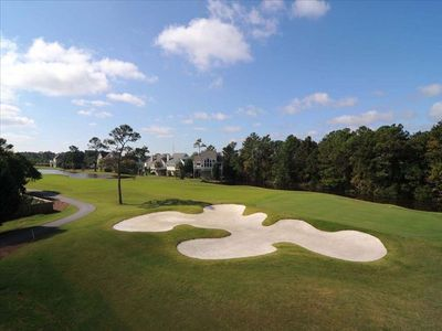 Enjoy a Round of Golf at the Masonboro Country Club- Onsite