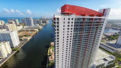 Photo for Ocean & Intracoastal View 1 bedroom unit @ The Beachwalk