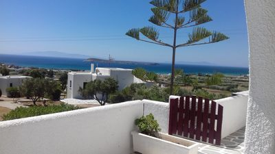 Photo for Paros Chryssi Akti: house / villa - 3 rooms - 4/6 persons