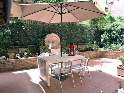 Photo for Holiday apartment Rome for 2 - 5 persons with 1 bedroom - Historical building
