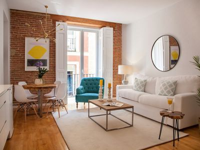 Photo for Heart of Madrid - A/C - WiFi - NEW
