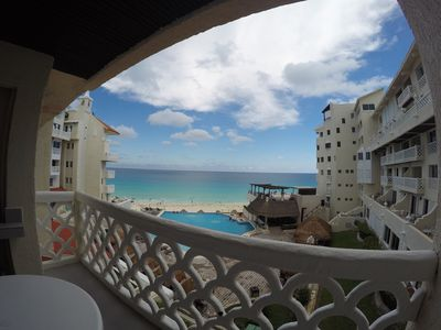 Photo for Wonderful Seafront Studio with Balcony