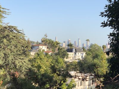 Photo for Chic Modern Spanish with Downtown views in Prime Los Feliz Los Angeles