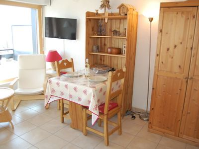 Photo for Apartment Panoramic B1 in Nendaz - 2 persons, 1 bedrooms