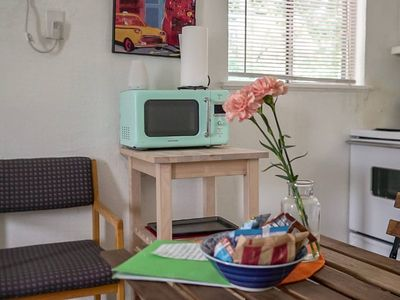 Photo for New Listing!  Thrifty & functional studio near AUS and downtown