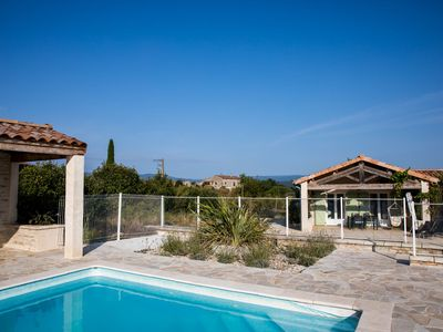 Photo for Tasteful holiday home in a beautiful location in southern Ardèche