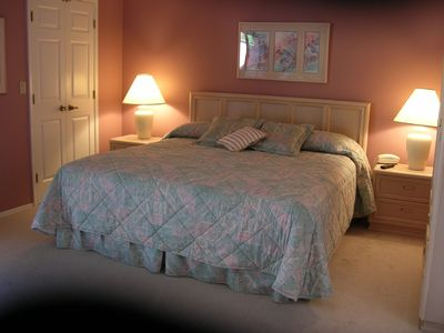 Photo for Area, Area, Area - Golf, tennis, swimming. Secure and upscale.