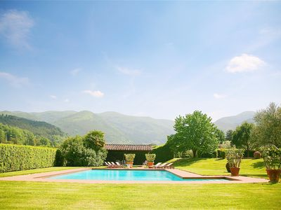 Photo for 7BR Villa Vacation Rental in Capannori, Toscana