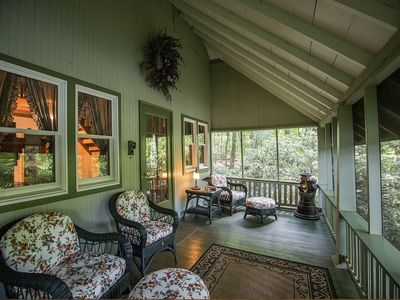 Photo for The Hidden Pearl/Private, Charming, Lakeview Cottage