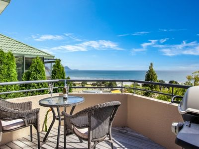 Photo for Spectacular Beach Views of Ohope Beach