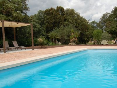 Photo for Exclusive Masia with swimming pool in Pontòs. Alt Empordà 20 minutes from the beach