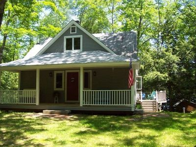 Photo for 2BR Cottage Vacation Rental in Hartford,, Maine