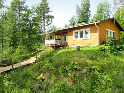 Photo for Vacation home Sarasalmi (FIJ075) in Rautalampi - 6 persons, 2 bedrooms