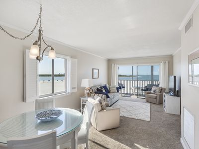 Photo for Expansive Beach View - Exceptional Top Floor/Corner Condo on the Gulf