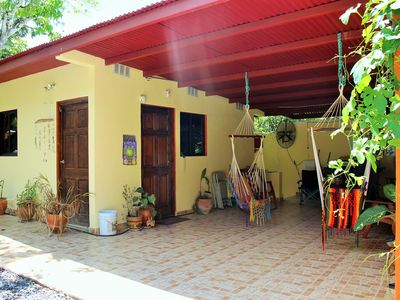 Photo for Adorable one bedroom casita in Limon, surrounded by trees, 5 minutes to Pedasi!
