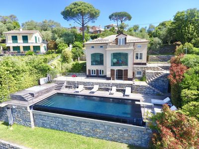 Photo for VILLA MARGHERITA by KlabHouse 3BR w/Infitity Pool + Hot tube