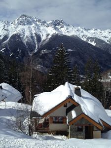 Chalet Oz in the mountains...