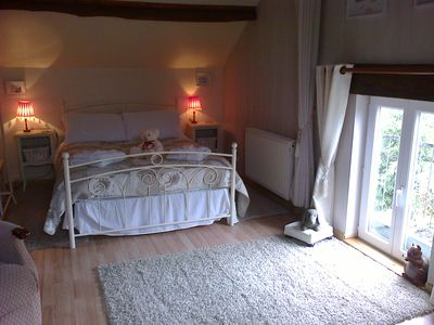 Le Grenier For Couples Cosy Romantic Bedroom