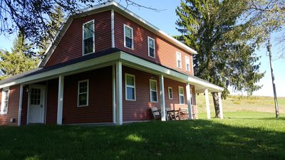 Photo for 5BR Farmhouse Vacation Rental in Hartwick, New York