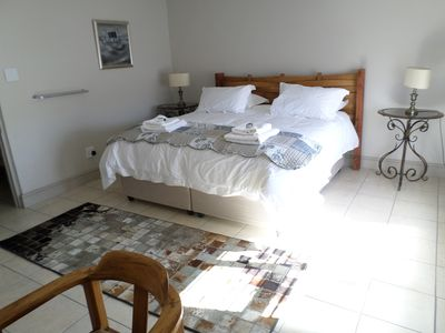 Photo for Luxury self-catering apartment near Clanwilliam Dam and the Cederberg
