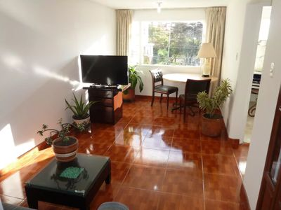 Photo for Spacious 2 Bedroom/2 Bath in Chapinero Alto