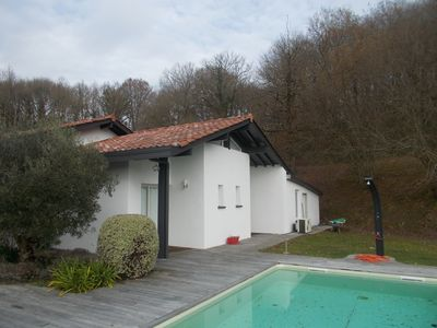 Photo for RENT HOUSE 200m WITH SWIMMING POOL BETWEEN BAYONNE AND BIARRITZ CAMPAIGN IN QUIET