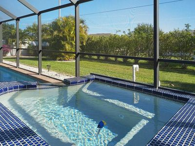 Photo for Private pool-jacuzzi-free WiFi-BBQ-Bicycle