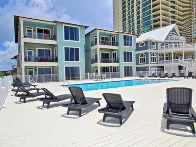 Photo for Hammock Dunes West - Gulf Front 7BR!  Reduced Summer Rates for June/July!