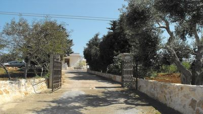 Photo for Villa for Relaxing holiday in countryside of Ostuni, with Yard, Wi-Fi and 6 beds